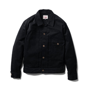 Corduroy Type I Jacket - Black
