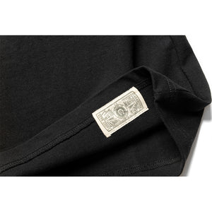 Basic Pocket Tee - Black