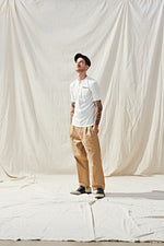 Load image into Gallery viewer, Devil Henley - Beige