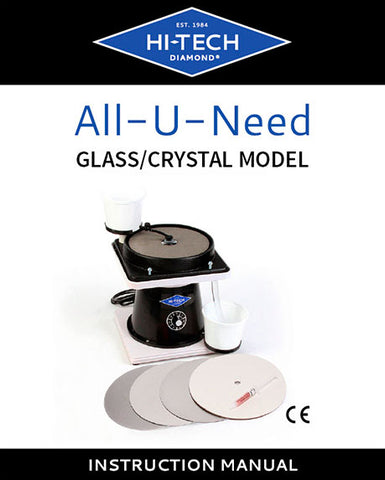 Hi-Tech Diamond All-U-Need instruction manual