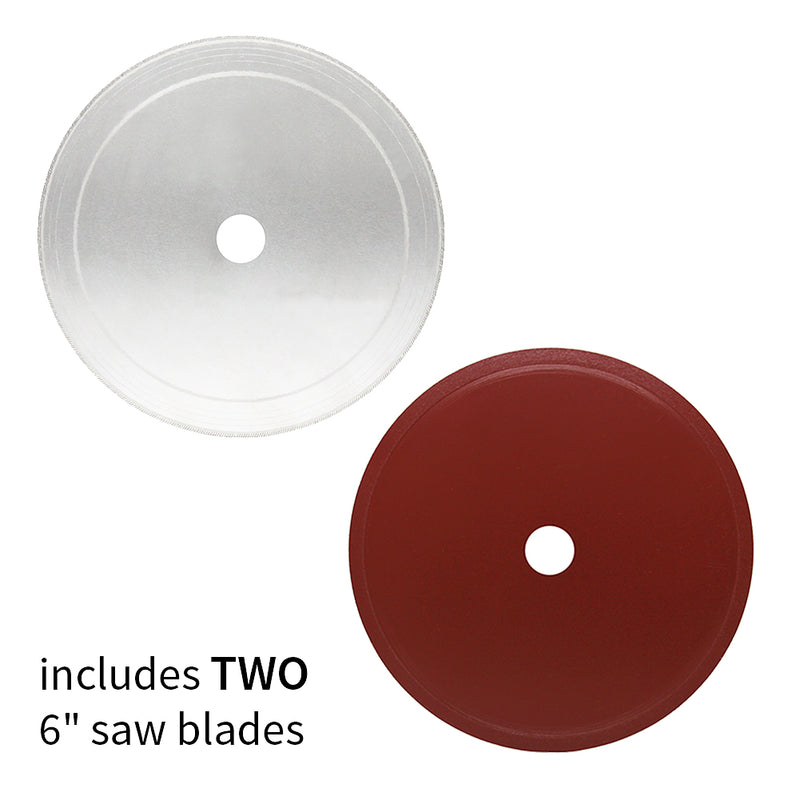 Hi-Tech Diamond 6-inch trim saw blades