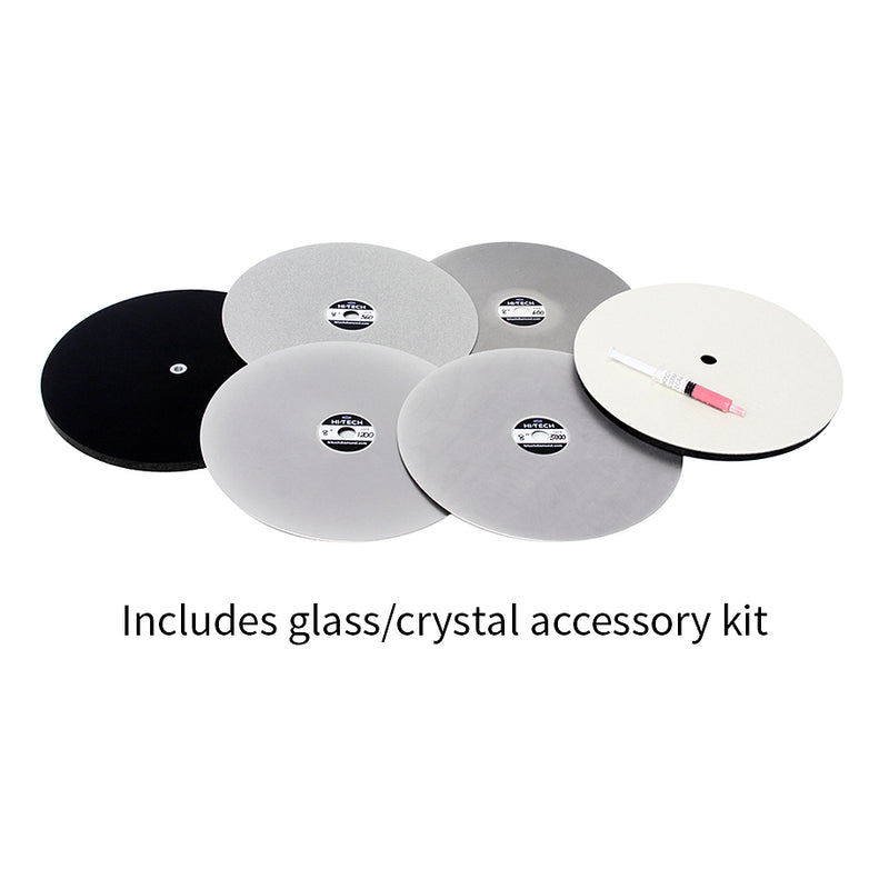 Hi-Tech Diamond All-U-Need glass/crystal accessory kit
