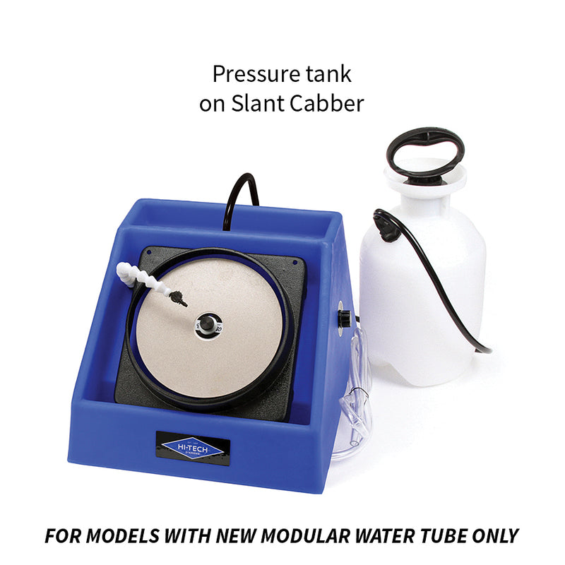 Hi-Tech Diamond Pro-Flow pressure tank Slant Cabber