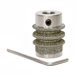 Hi-Tech Diamond ripple glass grinder bits