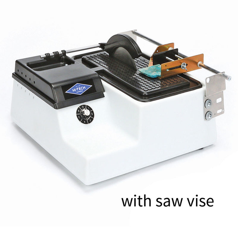 Hi-Tech Diamond 6-inch trim saw with vise