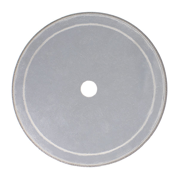 Hi-Tech Diamond thin notched diamond saw blade
