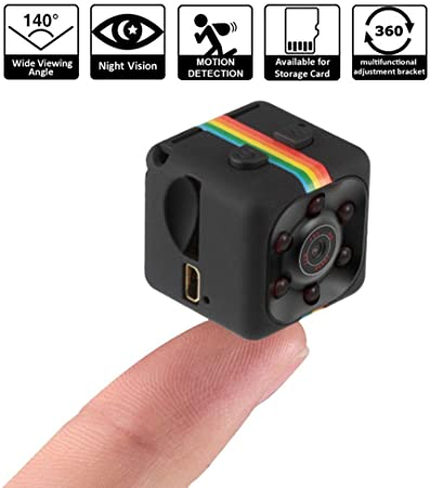 ANTI-THEFT HD MINI CAMERA
