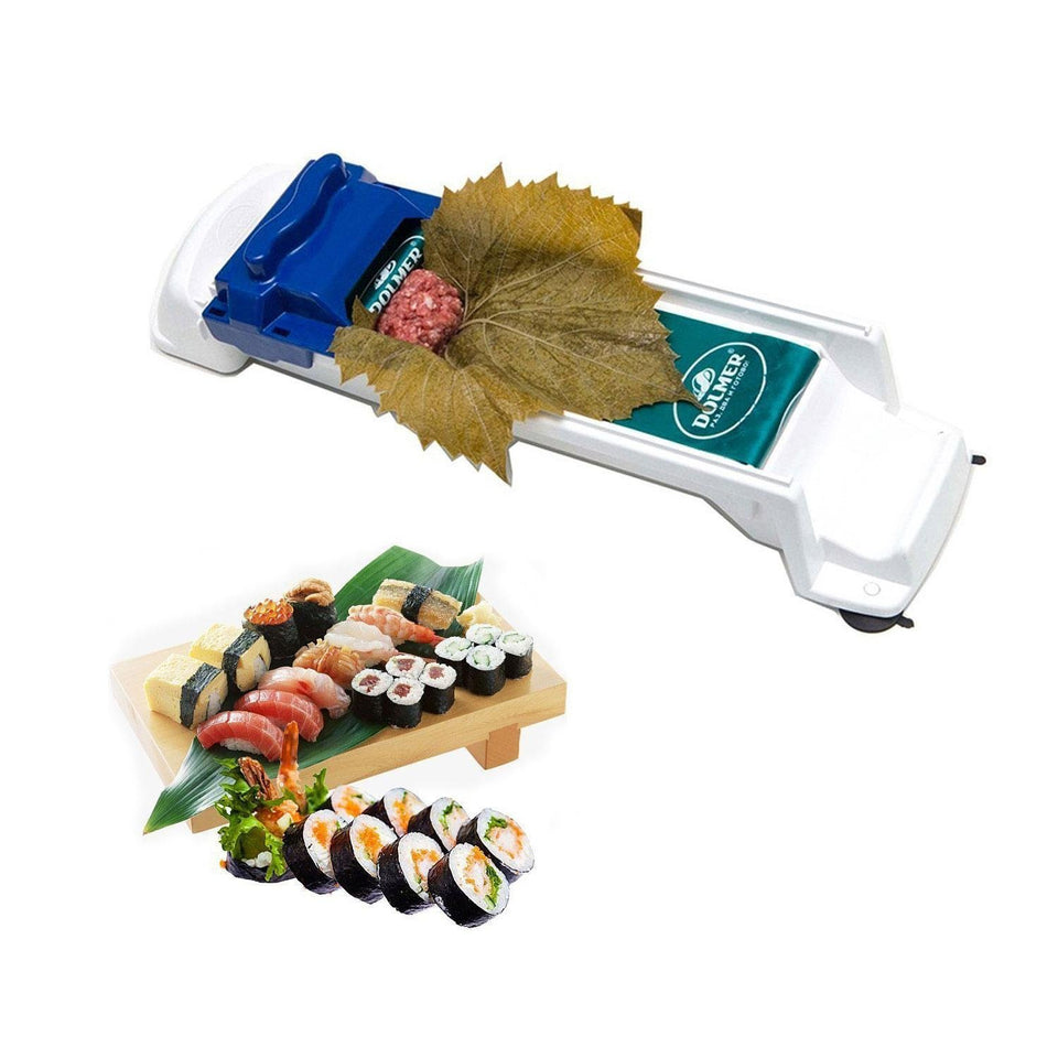 SUSHI AND SPRING VEGGIE ROLLER
