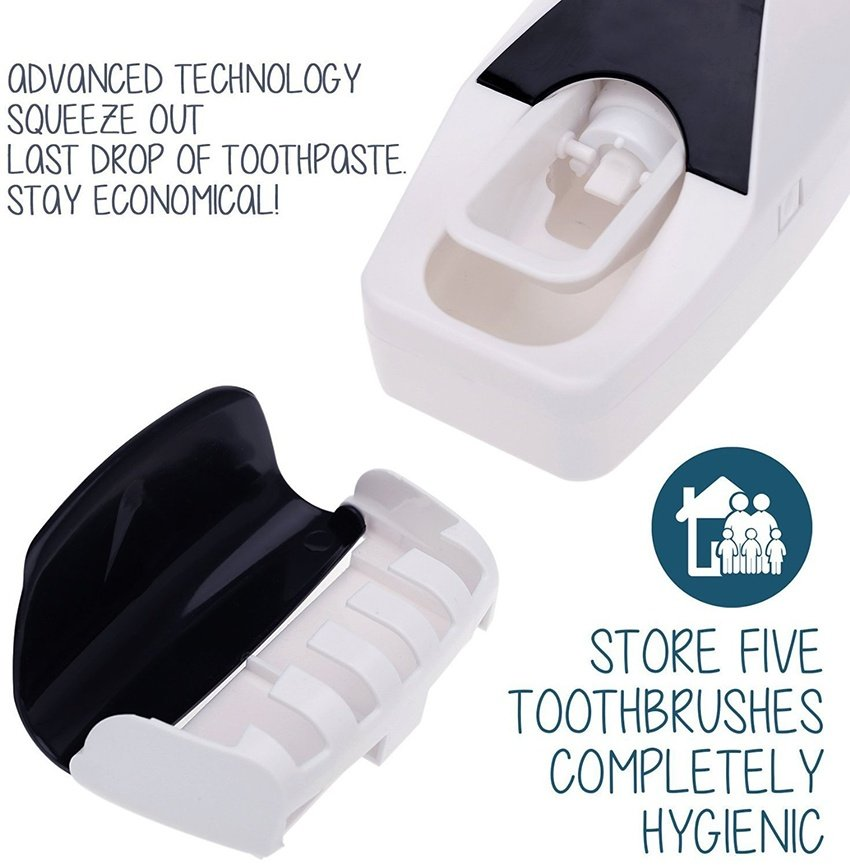 TOOTHBRUSH DISPENSER