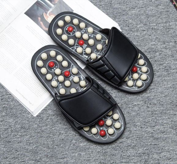ACUPUNCTURE REFLEXOLOGY SLIPPERS