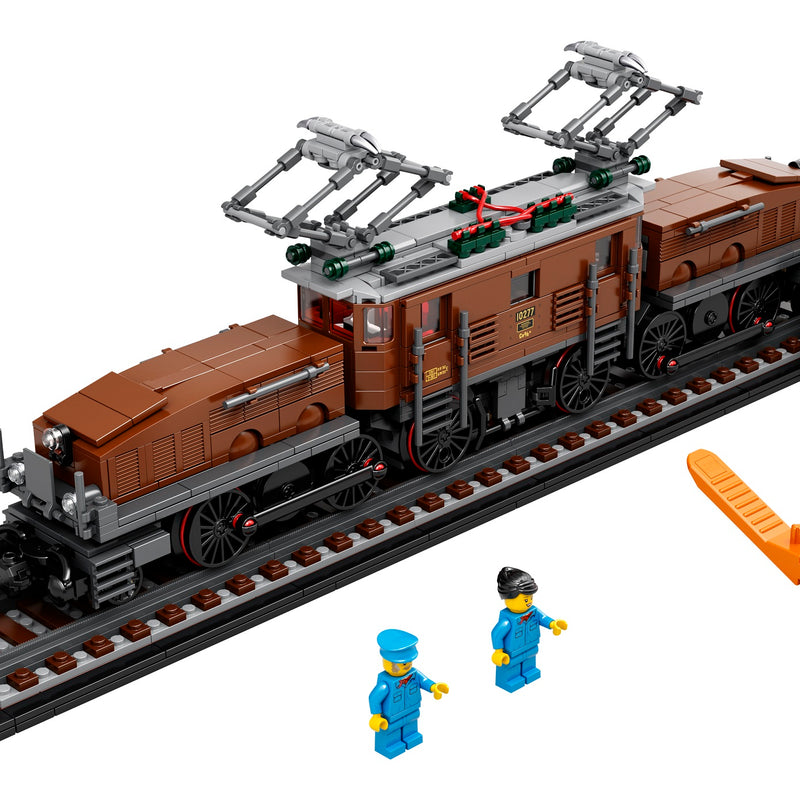 LEGO® Crocodile Locomotive 10277