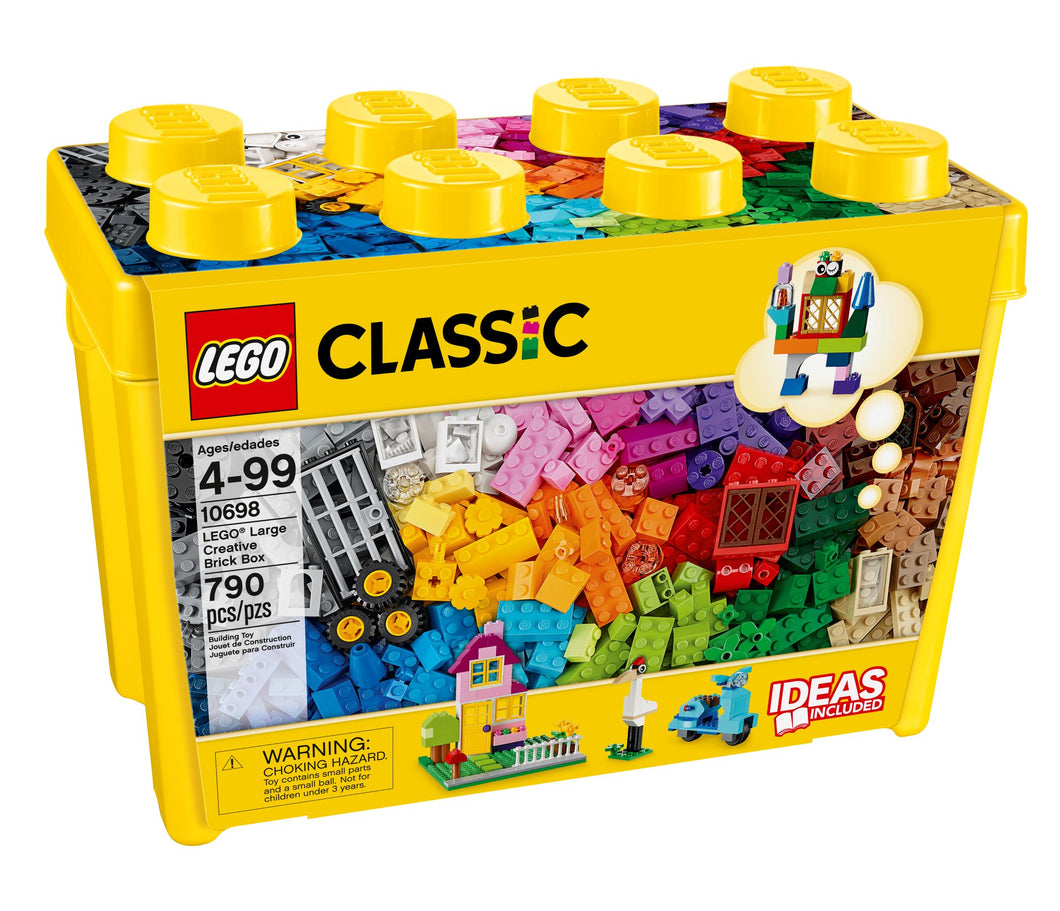 LEGO® Large Creative Brick Box 10698