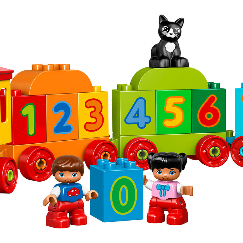 LEGO® DUPLO® Number Train 10847