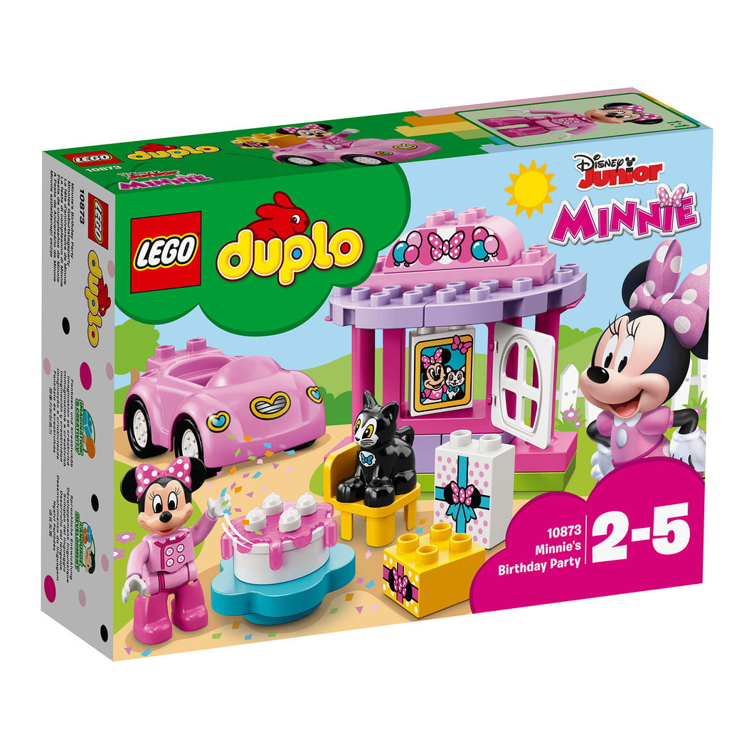 LEGO® DUPLO® Minnies Birthday Party 10873