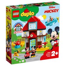 Load image into Gallery viewer, LEGO® DUPLO® l Disney Mickey's Vacation House 10889