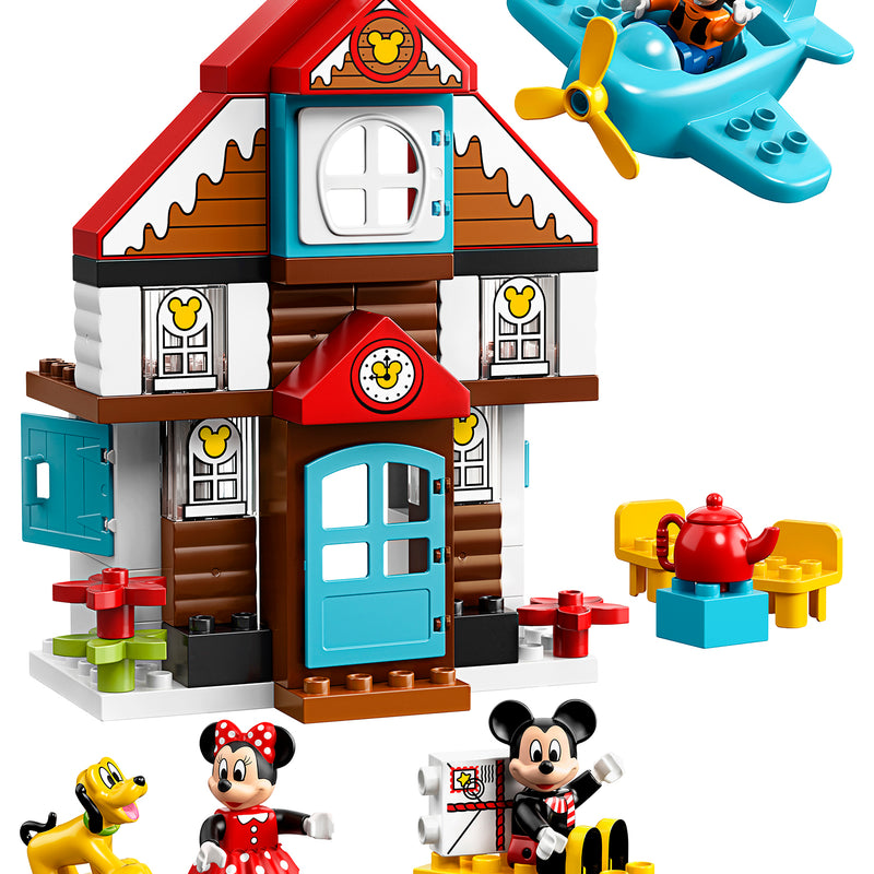 LEGO® DUPLO® l Disney Mickey's Vacation House 10889