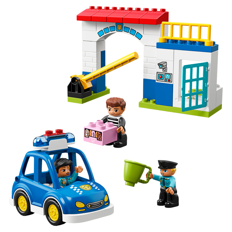 LEGO® DUPLO® Town Police Station 10902