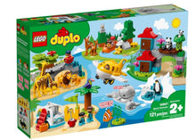 Load image into Gallery viewer, LEGO® DUPLO® World Animals 10907