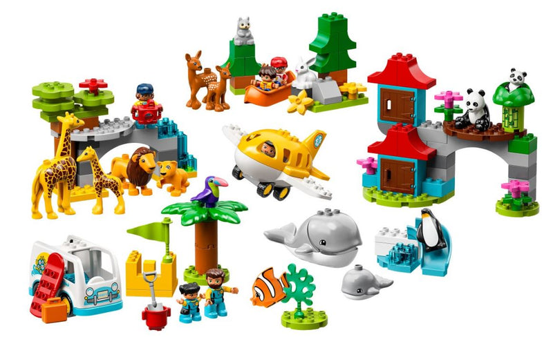 LEGO® DUPLO® World Animals 10907