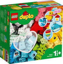 Load image into Gallery viewer, LEGO® DUPLO® Heart Box 10909