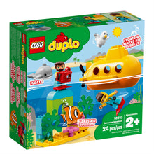 Load image into Gallery viewer, LEGO® DUPLO® Town Submarine Adventure 10910
