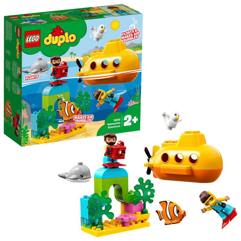LEGO® DUPLO® Town Submarine Adventure 10910