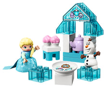 Load image into Gallery viewer, LEGO® DUPLO®  Elsa and Olaf s Tea Party 10920