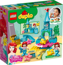 Load image into Gallery viewer, LEGO® DUPLO® │ Disney Ariel's Undersea Castle 10922