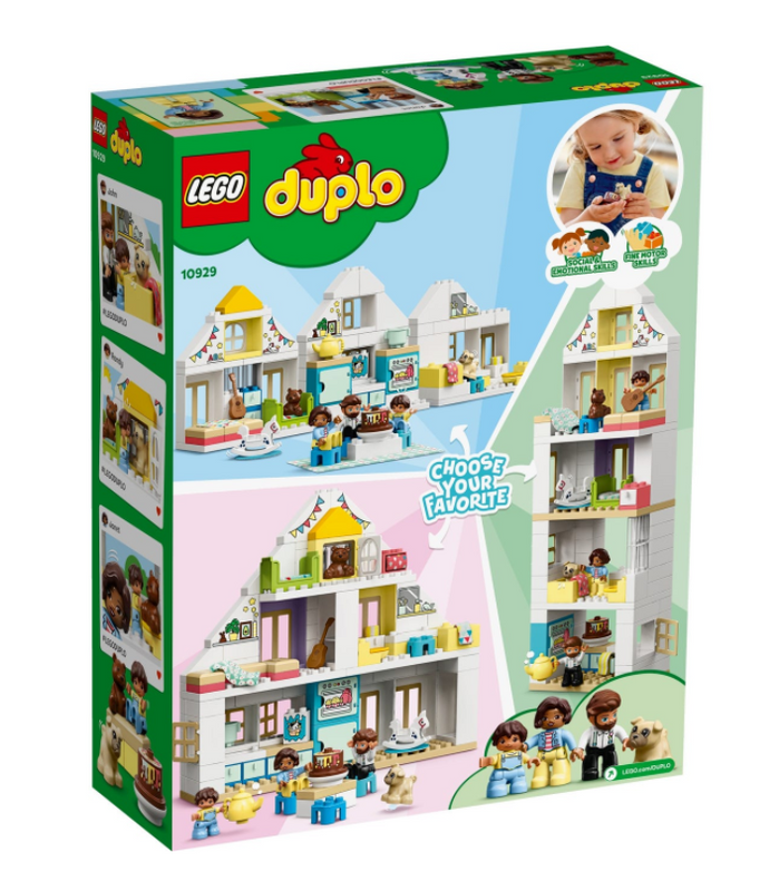 LEGO® DUPLO® Modular Playhouse 10929