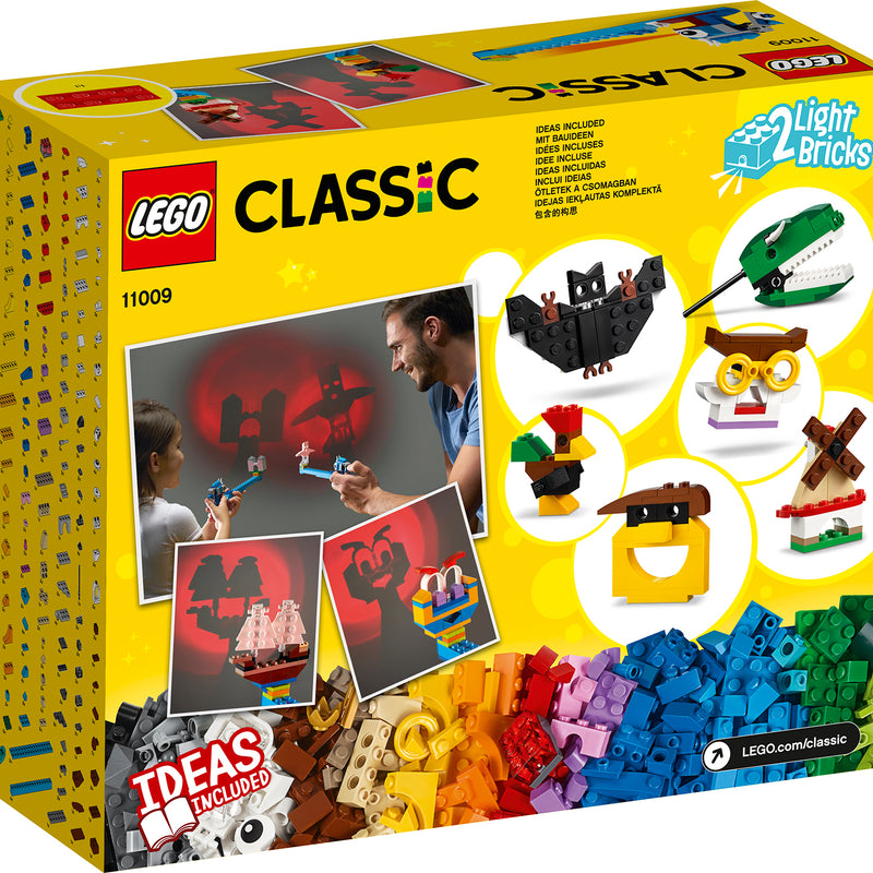 LEGO® Bricks and Lights 11009