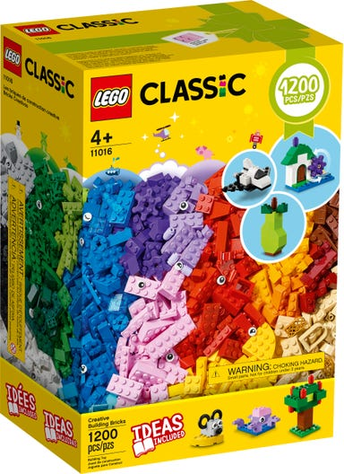 LEGO® Classic Creative Brick Box 11016