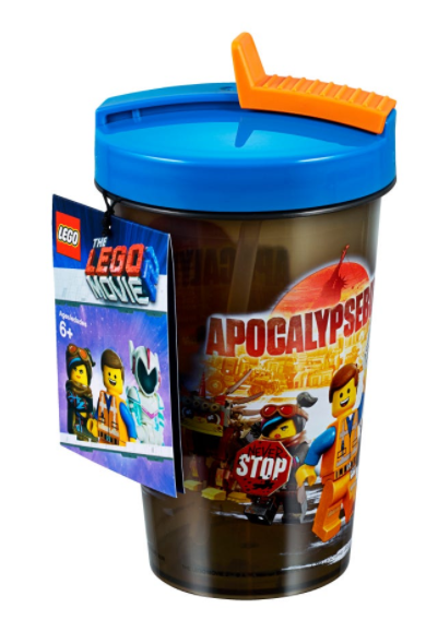 LEGO® MOVIE 2™ Tumbler with Straw 853876