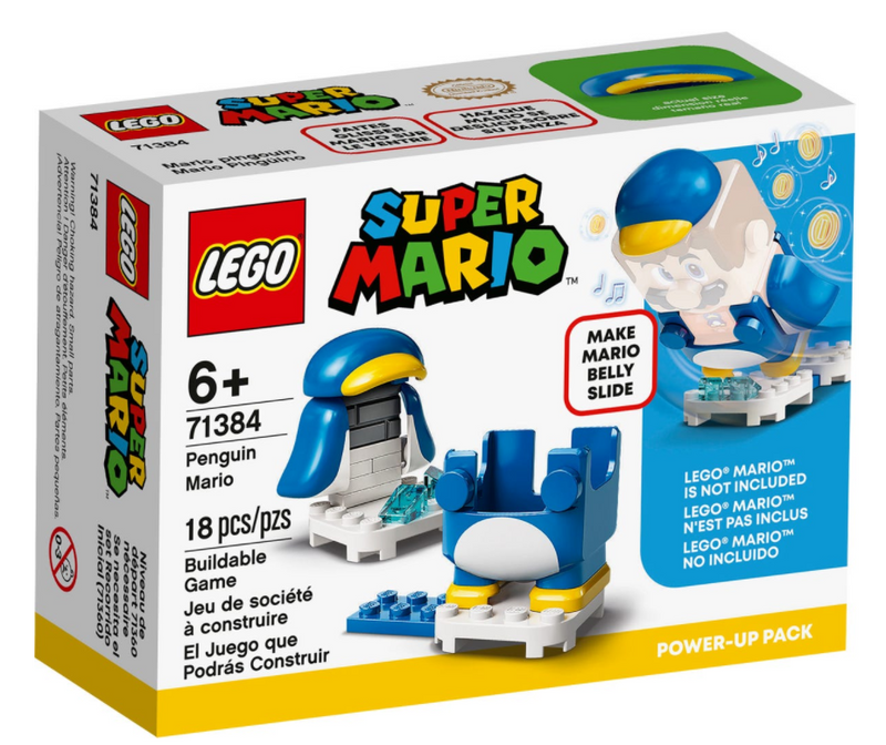 LEGO® Super Mario™  Penguin Mario Power-Up Pack 71384