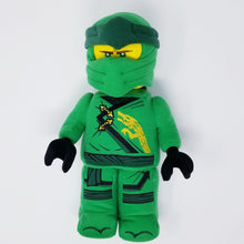 Load image into Gallery viewer, LEGO® NINJAGO® LLOYD Minifigure Plush