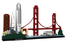 Load image into Gallery viewer, LEGO® Architecture San Francisco 21043
