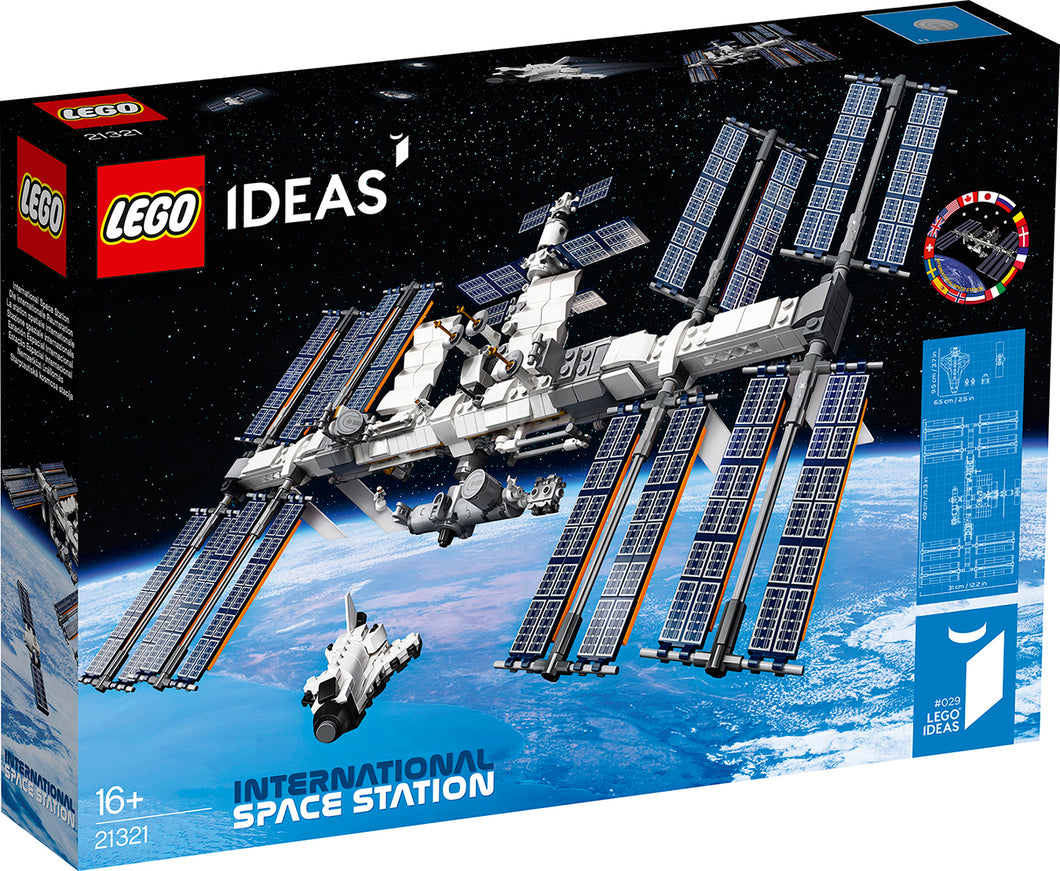 LEGO® International Space Station 21321