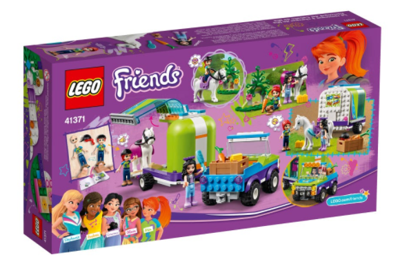 LEGO® Friends Mia's Horse Trailer 41371