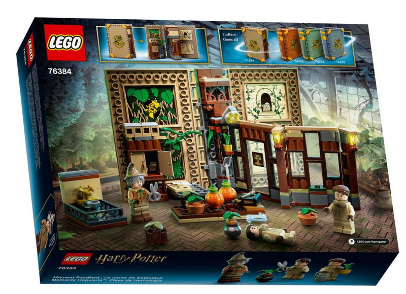 LEGO® Harry Potter™ Hogwarts™ Moment: Herbology Class 76384