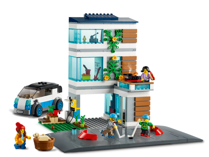 LEGO® City Family House 60291