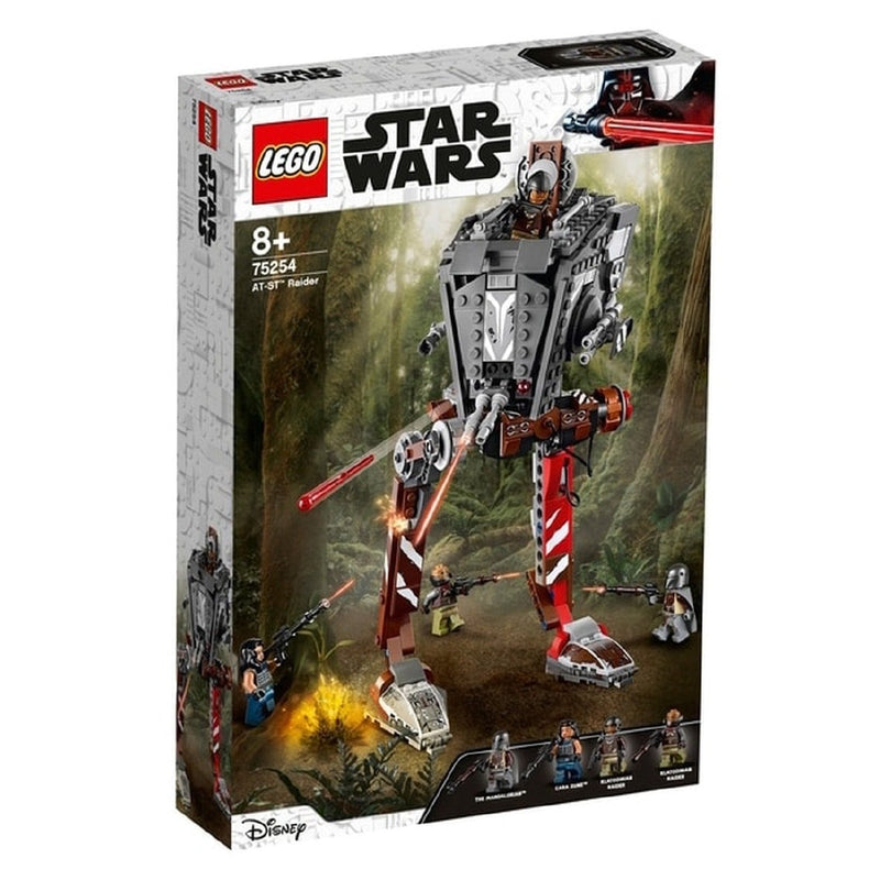 LEGO® Star Wars™ AT-ST™ Raider from The Mandalorian 75254
