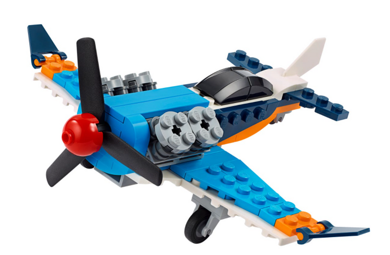 LEGO® Creator 3in1 Propeller Plane set 31099