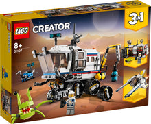 Load image into Gallery viewer, LEGO® Creator 3in1 Space Rover Explorer 31107