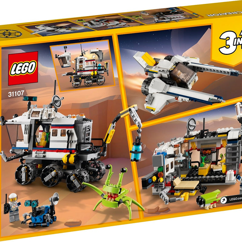 LEGO® Creator 3in1 Space Rover Explorer 31107