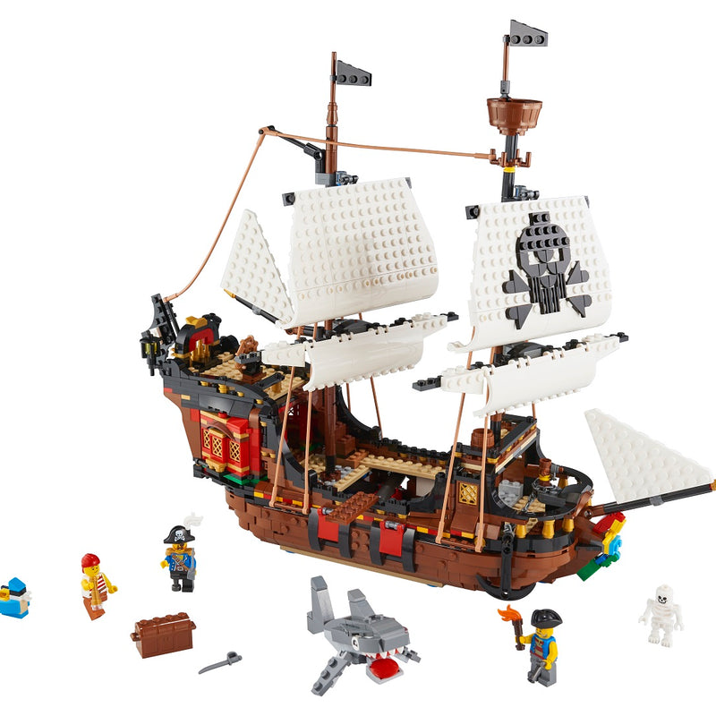LEGO® Creator 3in1's Pirate Ship 31109