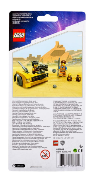 LEGO® MOVIE 2™ Accessory Set 2019  853865