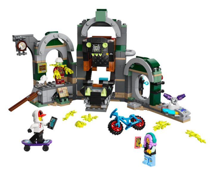 LEGO® Hidden Side Newbury subway 70430