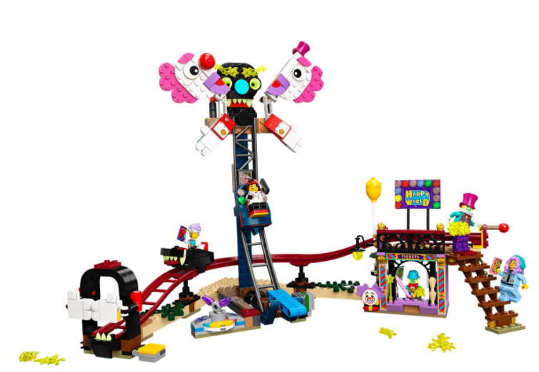 LEGO® Hidden Side Haunted fairground 70432