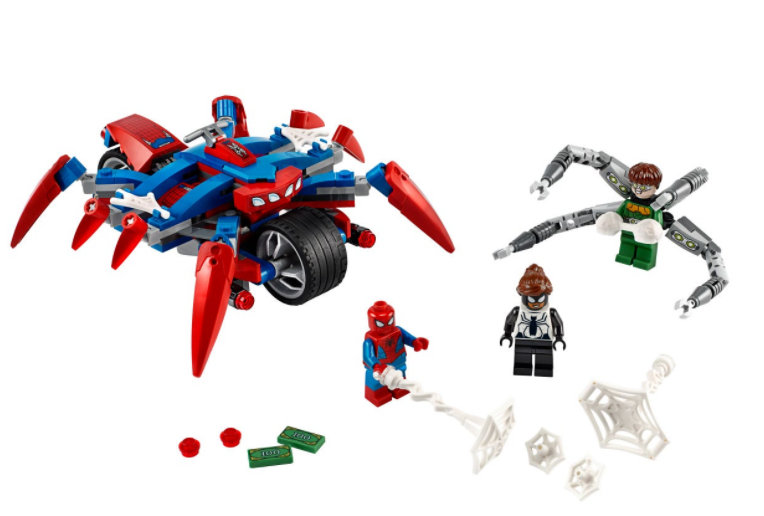 LEGO® Marvel Spider-Man: Spider-Man vs. Doc Ock set 76148