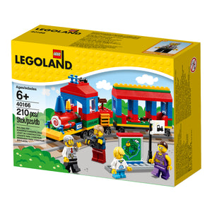 Exclusive! LEGOLAND® Train 40166