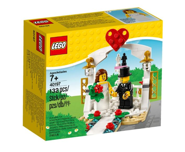 LEGO® Wedding Favor Set 40197